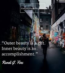 Image result for inner beauty is what matters most