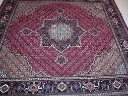 persian rug client in maryland