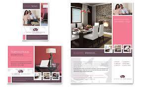boutique advertisement design, INTERIOR DESIGN FIRM AD Kansas City MO