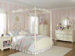shabby chic childrens bedroom furniture. Shabby Chic Girls Bedroom Furniture With Canopy Childrens Beartrackarts.com