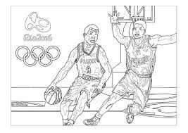 Rio 2016 Jeux Olympiques Basketball Sport Jeux Olympiques