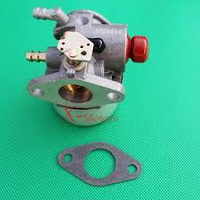 Carburetor For Tecumseh Go Kart Engine 5hp 5.5hp 6hp 6.5hp ...