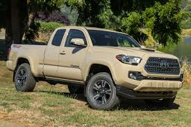 2016 Toyota Tacoma Price and Features