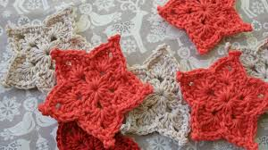 Crochet Star Pattern Free