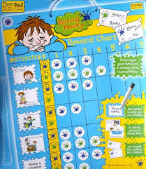 Winnie The Pooh Reward Chart Horrid Henry Reward Chart Large