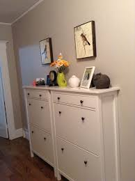 Impressive Long Shoe Cabinet Product Inspiration Hemnes Shoe Cabinet Hemnes  And Ikea Shoe