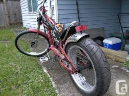 pacific coast choppers bike kingsway gilley for sale in