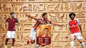 AFCON MOTM SOBHI!!! | FIFA 17 SQUAD BUILDER - YouTube