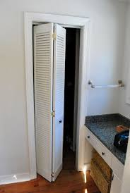 accordion closet doors. Magnificent Accordion Closet Doors With Buh E Bi Folds Removing Them For An Open Look Young House Love A