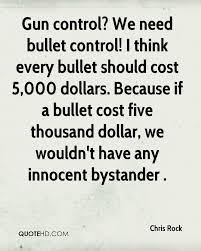 Quotes On Gun Control