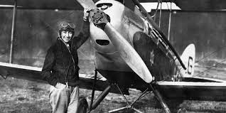 Celebrating the achievements of Amy Johnson by re-imaging her world through  a new lens of art and engineering - Professor Stephanie Haywood, Head of  Electrical and Electronic Engineering at the University of