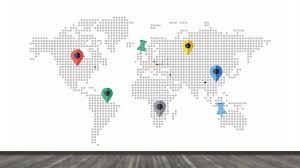 Presentation Mapping World Mapping Prezi Presentation Template Creatoz Collection
