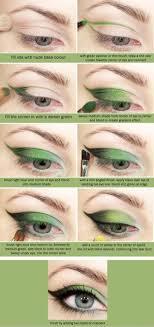 makeup tutorial you green eyeshadow tutorial for blue eyes