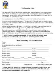 Pledge Sheets Pto Today