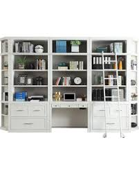 home office library furniture. Parker House, Catalina 5-Piece Home Office Library Bookcase Furniture