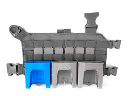 Nerf Magazine Holder Maximize Your Foam Skills with 100D Printed Nerf Accessories 100D 15