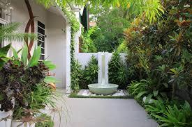 Small Picture courtyard garden design sydney Margarite gardens