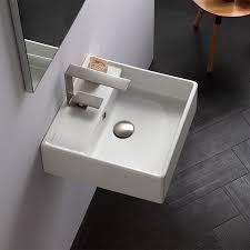 Bathroom Plumbing Custom Scarabeo 48R48 Bathroom Sink Teorema Nameek's