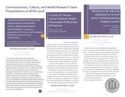 - Communication And Culture Susana Ramirez Health A Research