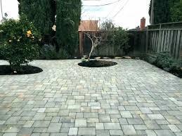 stone patio cost flagstone stones driveway u throughout stones plans stone patio cost uk