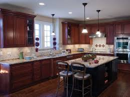 Interesting Custom Kitchen Cabinet Makers Brown Cabinets With Ideas