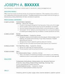 Communication Resume Enchanting Best Communications Specialist Resume Example LiveCareer