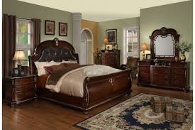 Modern Leather Bedroom Sets King Size Bedroom Set Luxury King Size Bed Baroque Bed Luxury