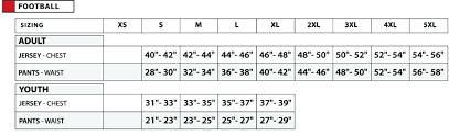 Youth Baseball Pants Size Chart Www Bedowntowndaytona Com
