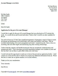 16 Account Executive Cover Letter Job And Resume Template For Sample