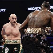 Tyson Fury agrees Conor McGregor's UFC ...