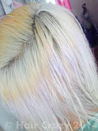 Does Shimmer Lights Lighten Hair Roots Wont Match The Rest Of My Platinum White Hair Help