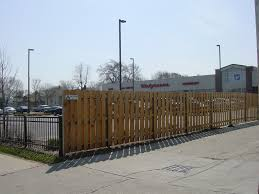 Decorative Security Fencing Milwaukee Commercial Fencing Munson Inc Fence Division
