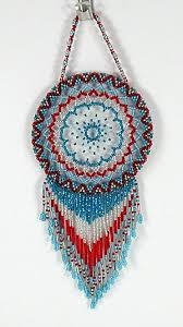 Native American Beaded Dream Catchers Inspiration Two Native American Lakota Dreamcatchers