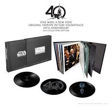 star wars th anniversary vinyl set features a d death star  it s kind of amazing that in the four decades since star wars was released lps not only fell from favor they managed to have a major comeback the