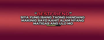 Quotes About Friendship Tagalog Awesome Friendship Tagalog Quotes 48 TRUE FRIENDS DO IT Pinterest