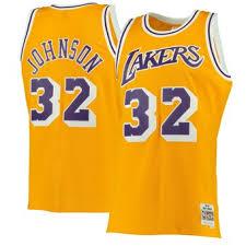 Magic Johnson <b>Jerseys</b>, Magic Johnson Dream Team Gear Magic ...