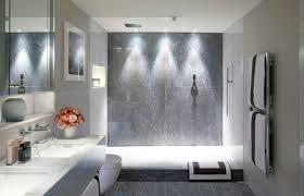 Lighting for shower Diy Three Led Recessed Ceiling Cans Bathroom Shower Lighting Design Next Luxury Top 50 Best Shower Lighting Ideas Bathroom Illumination