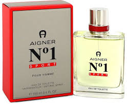 <b>Aigner No</b>. <b>1 Sport</b> Cologne by Etienne Aigner - Buy online ...