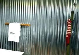 sheet metal wallpaper sheet metal wall corrugated smart design with bathroom steel panels art effect wallpaper sheet metal wallpaper