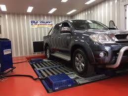 Toyota Hilux 3.0 D4D 3.0L 126 kW ECU REMAP - Diesel tuning specialist