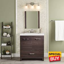Plain Bathroom Cabinets Inch Stancliff Vanity With Mirror The Intended Beautiful Ideas