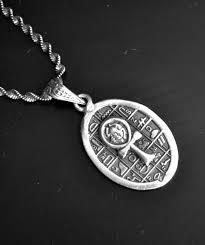 ankh necklace ankh pendant key of