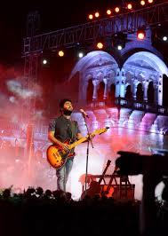 Rajasthan Diwas Bollywood Sensation Arijit Singh With His