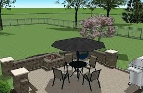 square patio designs. Diy Square Patio Designs A