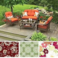 better homes and gardens outdoor cushions better homes and gardens outdoor cushions garden furniture cube regarding