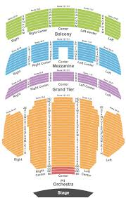 Ageless Copley Symphony Hall Seating Chart Cal Coast Open