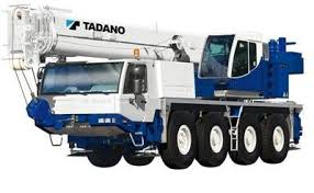 Tadano Atf 110g 5 Load Chart Cranes Direct All Terrain Crane Specifications