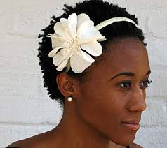 Image result for in between stage of natural hair