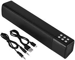 Zerone TV Sound Bar Wireless Bluetooth Stereo HiFi ... - Amazon.com