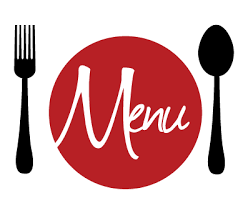 Image result for menu picture